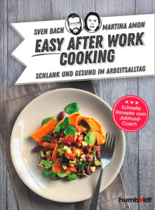 Buchcover Easy After Work Cooking -Martina Amon