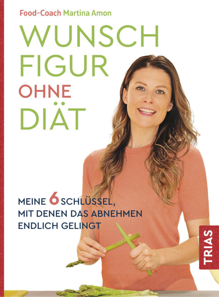 Buchcover Wunschfigur ohne Diät - Martina Amon