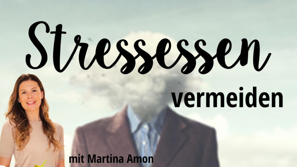 Podcast zum Thema Stressessen
