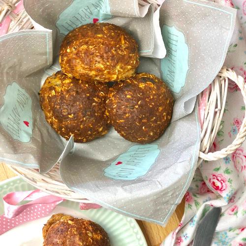 Dinkelbrötchen – Frühstücksbrötchen